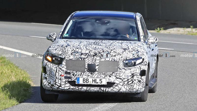 2021 - [Mercedes-Benz] GLC II 7bffec10