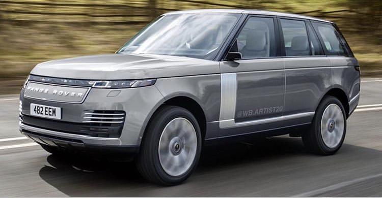 2021 - [Land Rover] Range Rover V 7c0d1810