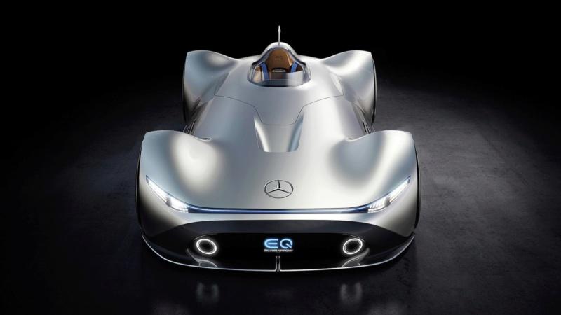 2018 - [Mercedes] EQ Silver Arrow Concept (Pebble Beach) 7c0e1310