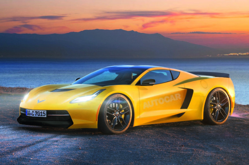 2019 - [Chevrolet] Corvette C8 Stingray - Page 2 7c58eb10