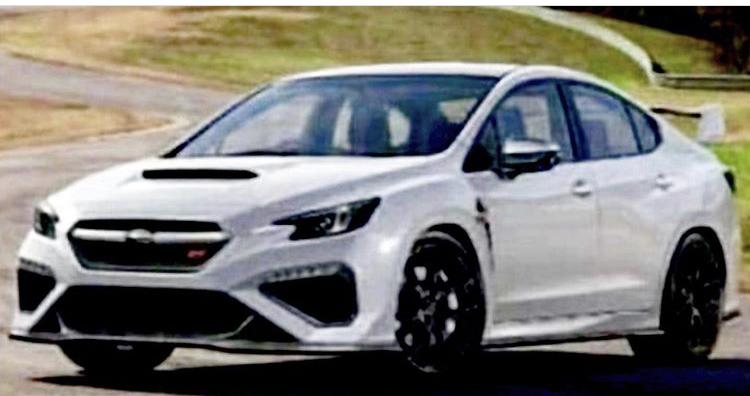 2022 - [Subaru] WRX / WRX STi 7c5ca410