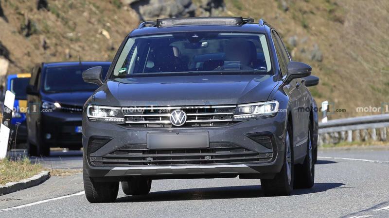 2020 - [Volkswagen] Tiguan II restylé  - Page 2 7c61cb10