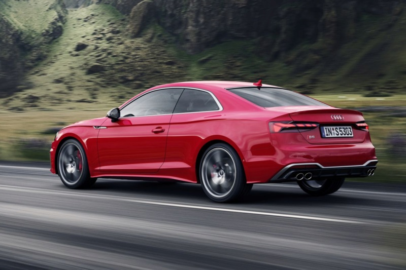 2020 - [Audi] A5 Coupé/Cab/SB restylée 7c73f110