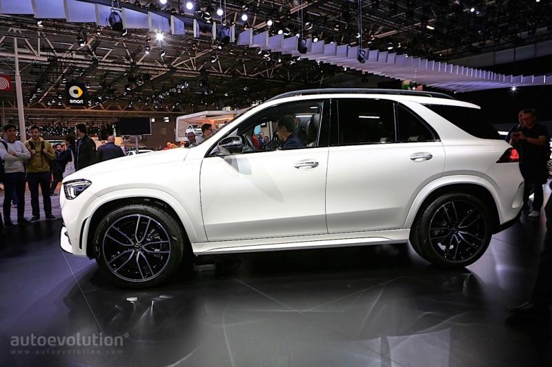 2018 - [Mercedes] GLE II ( ML IV ) - Page 9 7c8e3f10