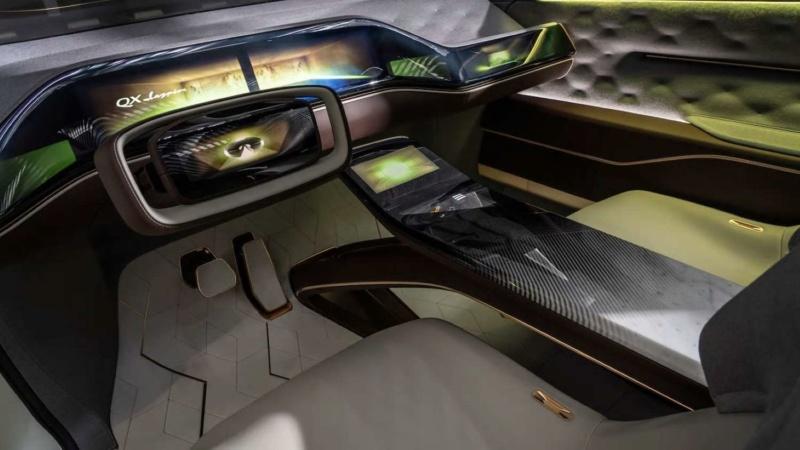 2019 - [Infiniti] QX Inspiration Concept 7d488c10
