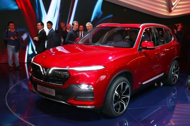 vinfast - 2020 - [VinFast] Sedan - SUV by Pininfarina 7d53cc10