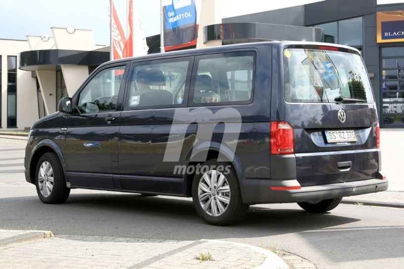 2020 - [Volkswagen] Transporter T6 restylé 7d588b10