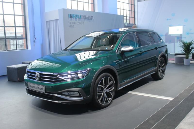 2019 - [Volkswagen] Passat restylée - Page 4 7d8e8210