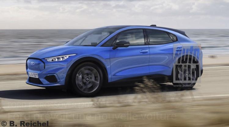 2022 - [Ford] SUV EV 7dc29810