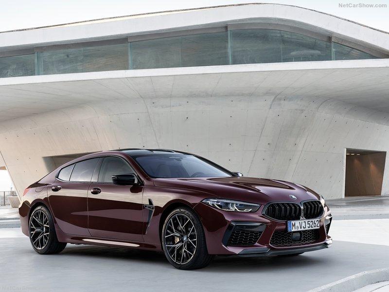 2019 - [BMW] Série 8 Gran Coupé [G16] - Page 6 7dc5eb10