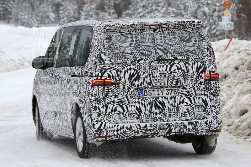 2021 - [Volkswagen] Transporter [T7] 7ddad010