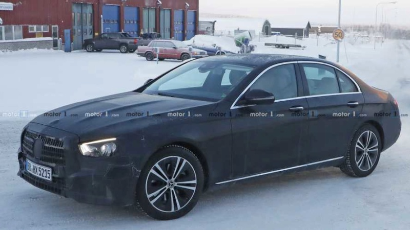 2020 - [Mercedes-Benz] Classe E restylée  - Page 2 7e71d910