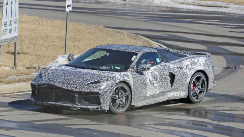 2018 - [Chevrolet] Mid-Engine Corvette - Page 3 7e943b10