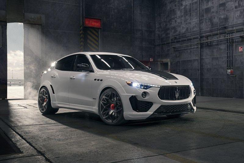 2016 - [Maserati] Levante - Page 11 7e951110