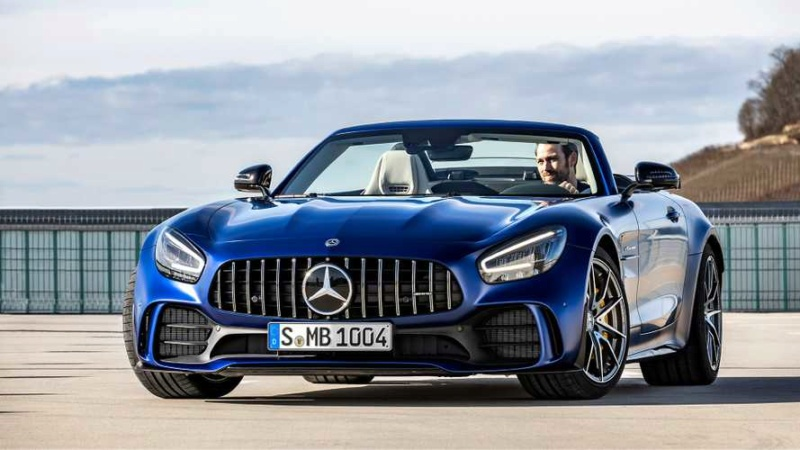 2014 - [Mercedes-AMG] GT [C190] - Page 31 7ebce210