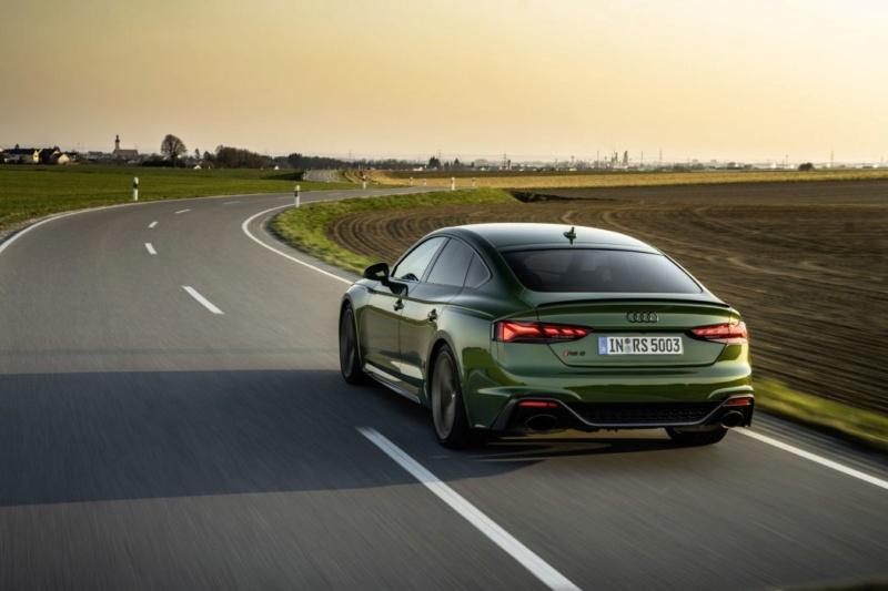 2020 - [Audi] A5 Coupé/Cab/SB restylée 7ec33d10