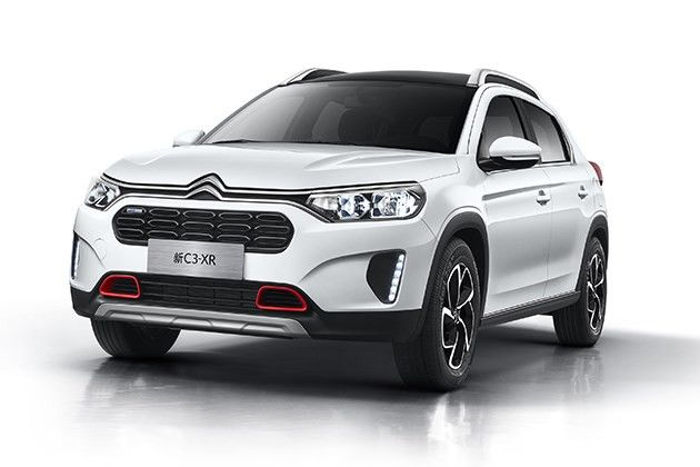 2014 - [Citroën] C3-XR (Chine) - Page 16 7ecbbc10