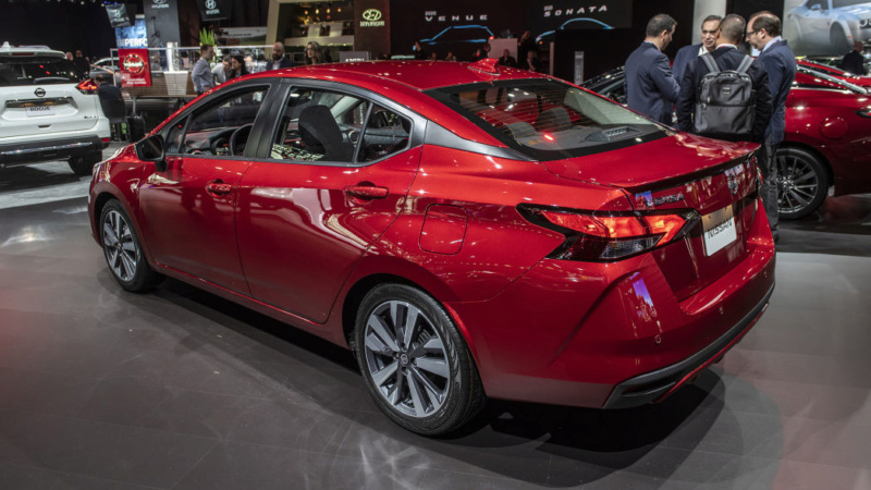 2020 - [Nissan] Versa 7f01e310