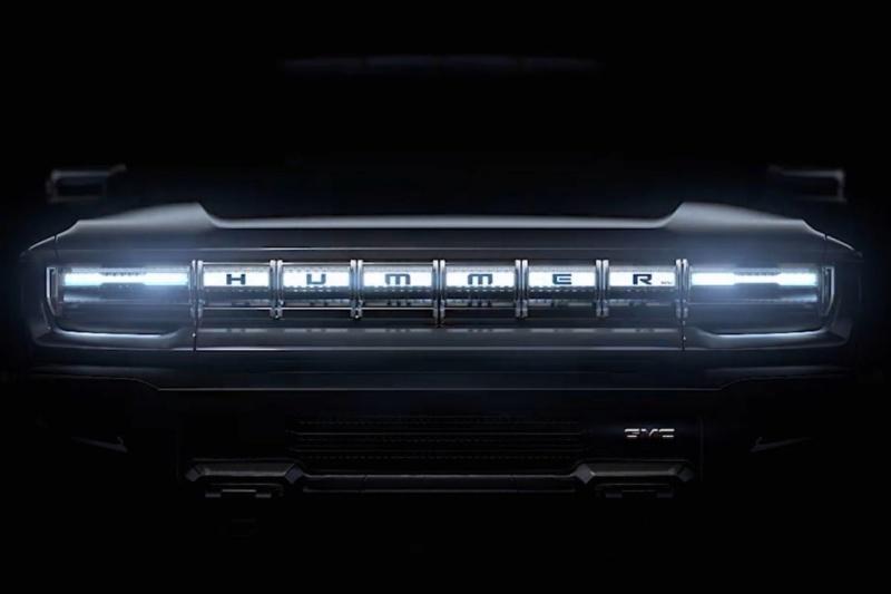 2021 - [GMC] Hummer EV Truck  7f1c5310