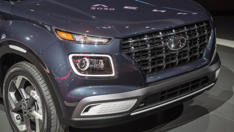2020 - [Hyundai] Venue SUV compact  - Page 2 7f3da910