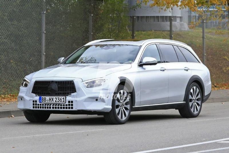 2020 - [Mercedes-Benz] Classe E restylée  7f69ad10