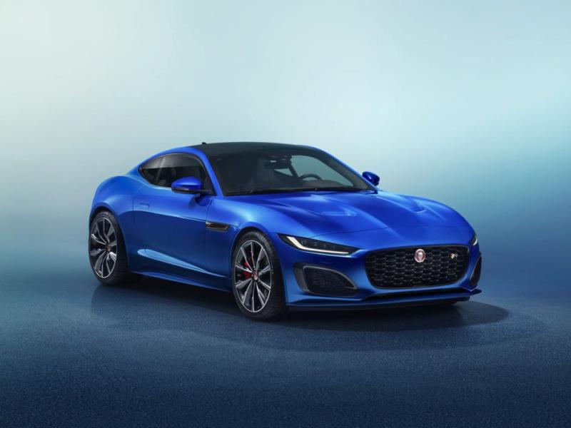 2021 - [Jaguar] F-Type restylée - Page 3 7f6d8e10