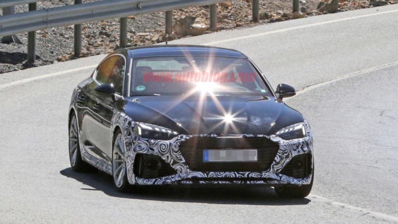 2020 - [Audi] A5 Coupé/Cab/SB restylée 7f7e7710