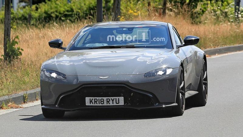 2017 - [Aston Martin] Vantage - Page 3 7fa13610