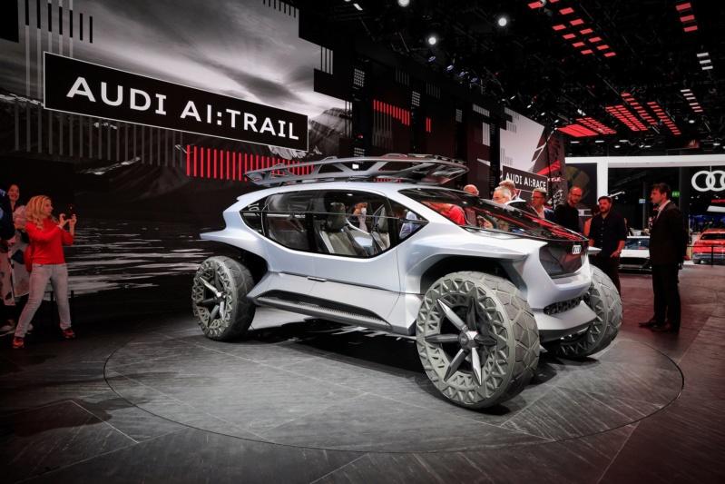 2019 - [Audi] AI:me E-Tron / AI:Trail Quattro - Page 2 7fb9dd10