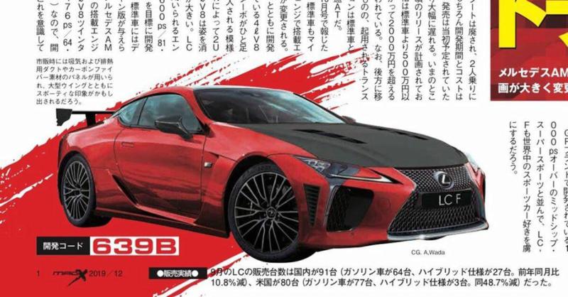 2016 - [Lexus] LC 500 - Page 7 7fcd6b10