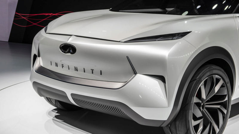 2019 - [Infiniti] QX Inspiration Concept 7fe07f10