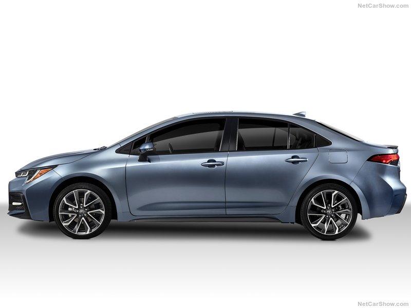 2018 - [Toyota] Corolla Sedan 80383610