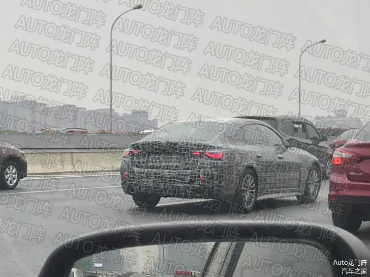 2020 - [BMW] Série 4 Gran Coupé [G26] 80495b10