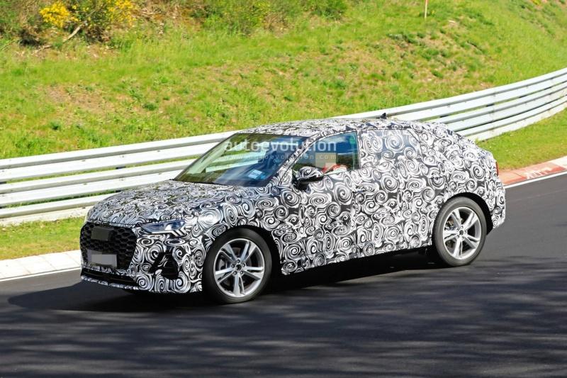 2019 - [Audi] Q3 Sportback - Page 4 80529c10