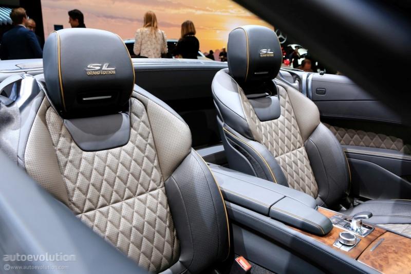 2015 - [Mercedes] SL Restylé [R231] - Page 5 80685910