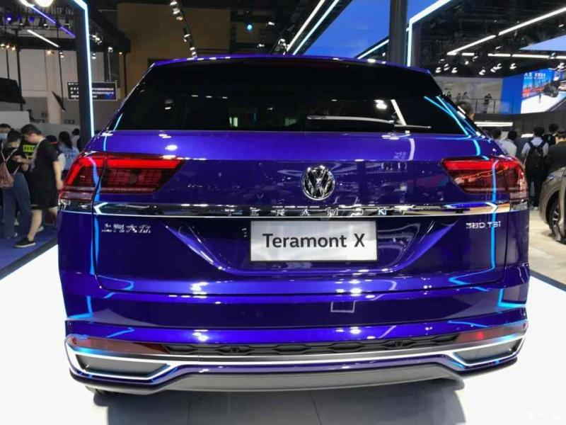 2015 - [Volkswagen] Teramont X - Page 2 806fd910