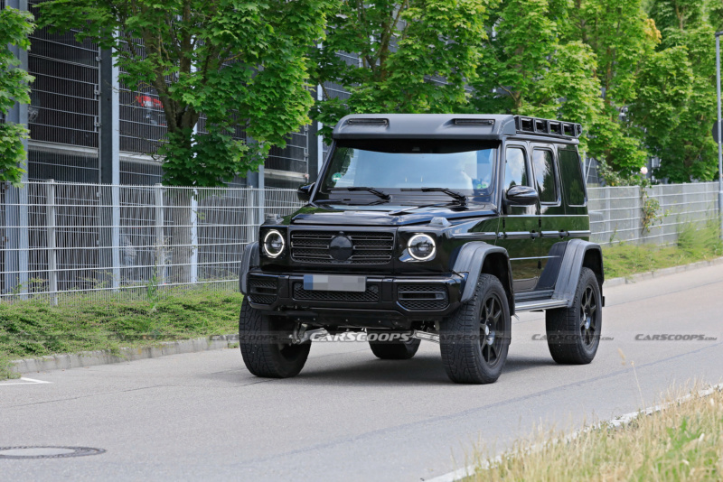 2017 - [Mercedes-Benz] Classe G II - Page 9 80729610