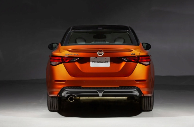 2020 - [Nissan] Sentra / Sylphy 8084b510