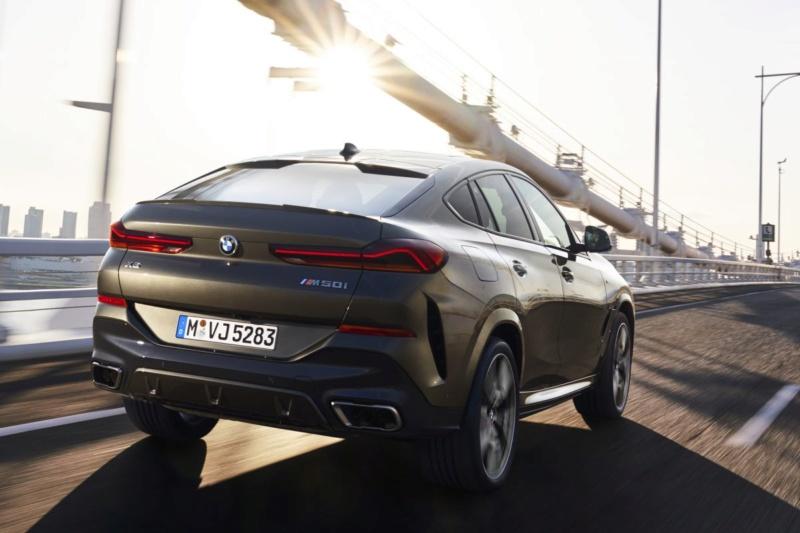 2019 - [BMW] X6 III (G06) - Page 7 80982610