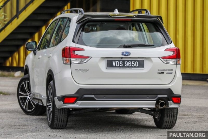 2018 - [Subaru] Forester - Page 2 80a7f110