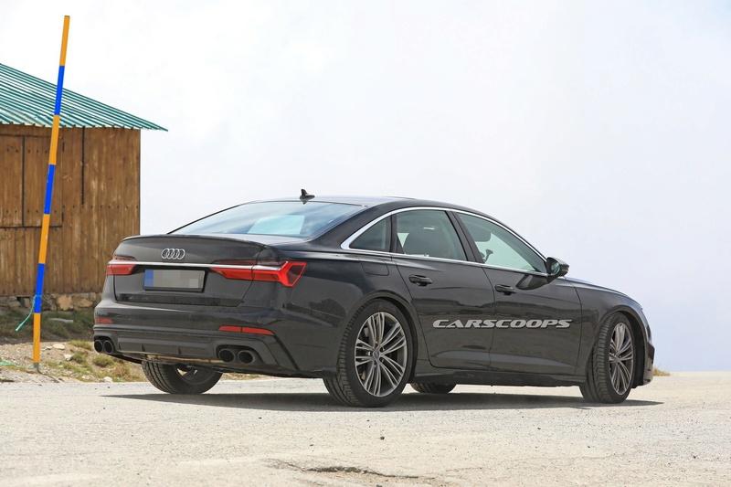 2017 - [Audi] A6 Berline & Avant [C8] - Page 10 80ce9f10