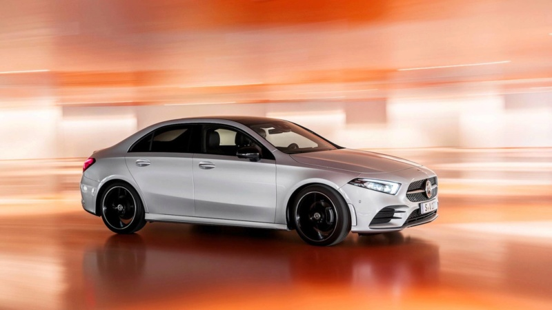 2018 - [Mercedes-Benz] Classe A Sedan - Page 5 80eacb10