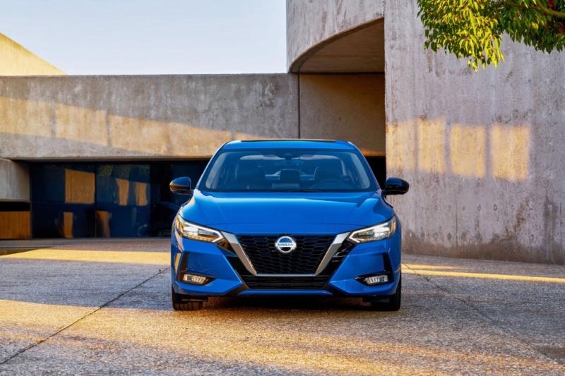 2020 - [Nissan] Sentra / Sylphy 80fd6b10