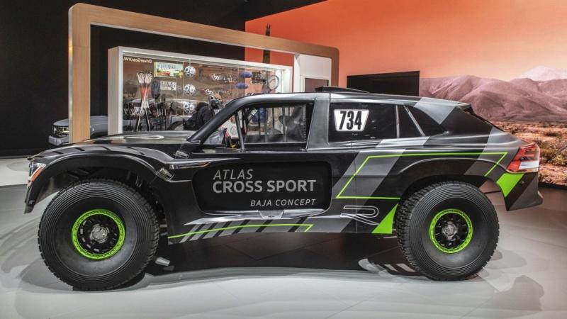 2020 - [Volkswagen] Atlas Cross Sport - Page 2 810e1310