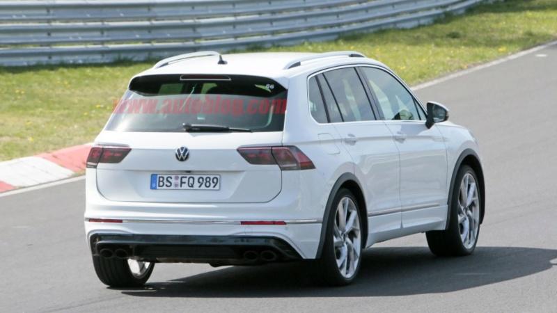 2020 - [Volkswagen] Tiguan II restylé  - Page 2 81249010