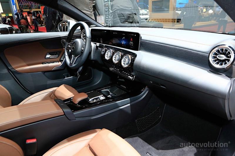 2019 - [Mercedes-Benz] CLA Shooting Brake II 8129f910
