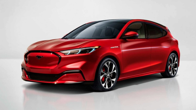 2022 - [Ford] SUV EV 812f5e10