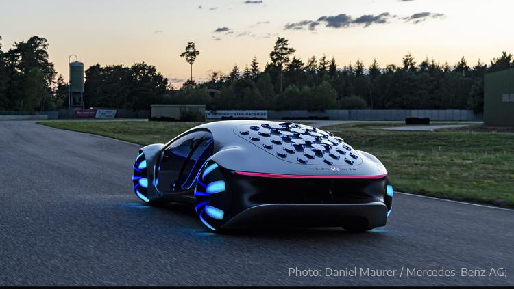2020 - [Mercedes] Vision Avtr concept 813ee210