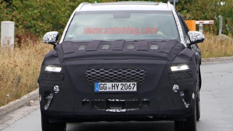 2019 - [Genesis] SUV GV80 - Page 2 8153db10