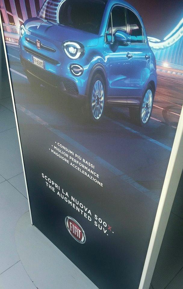 2018 - [Fiat] 500X restylé 81541d10